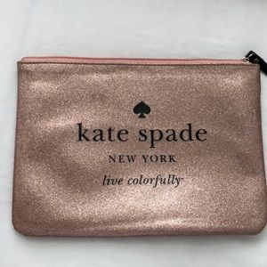 Kate Spade zippered iPad case